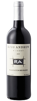 2010 Washington Red Blend - Ross Andrew Winery
